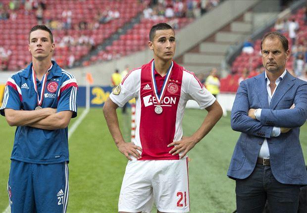 """""""Ik ben Ajax en Frank de Boer heel dankbaar"""""""