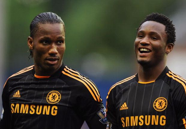 Mikel glad to have Drogba back at Chelsea