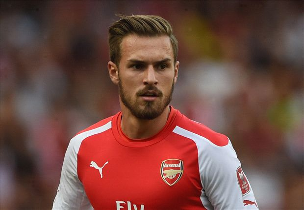 Ramsey: I want to emulate Gerrard or Lampard for Arsenal