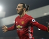 Ibrahimovic reminds me of Cantona, says St-Etienne coach Galtier