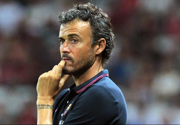 Luis Enrique: Barca getting better all the time