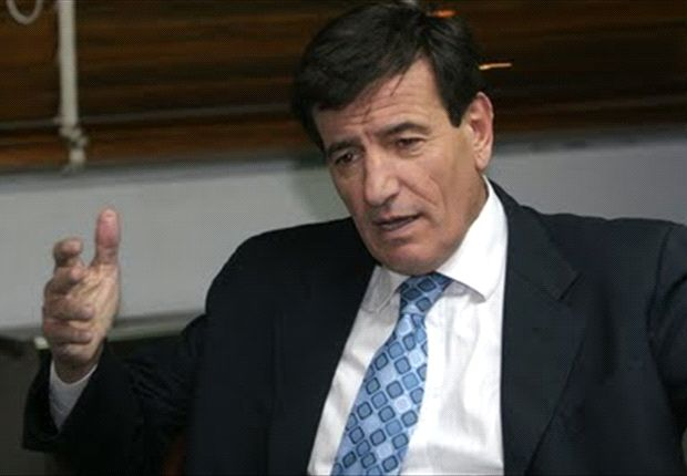 Raúl Gámez fue presidente de Vélez