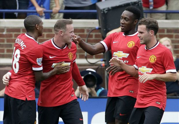 Manchester United to face Liverpool in International Champions Cup final