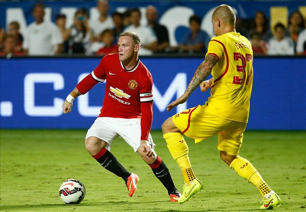 Liverpool 1-3 Manchester United: Rooney & Mata strikes help seal International Champions Cup