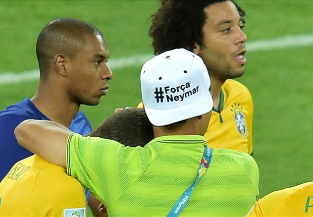 'Neymar hats killed Bernard and Brazil'