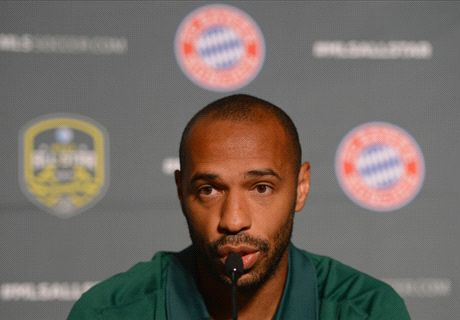 Henry elogia a Thomas Muller