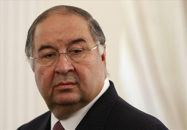 Usmanov: Arsenal primed for new era of trophies and glory