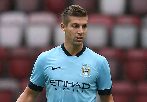 Manchester City open to selling Nastasic, Richards, Sinclair, Guidetti