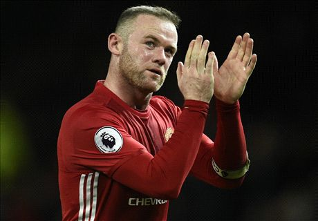 Rooney reveals he will stay at Man Utd