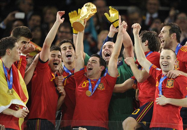 Xavi defined an era for Barcelona and Spain - and we may never see his like again