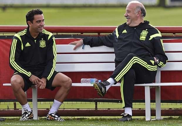 Del Bosque: Spain won't find another Xavi