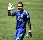 Navas: I will try learn from Casillas