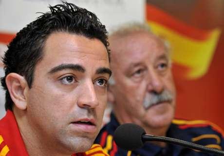 Spanyol Buka Peluang Kembalinya Xavi