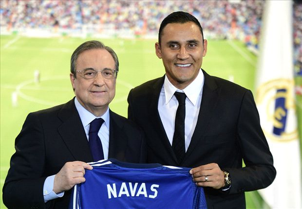 Keylor Navas will be extraordinary for Real Madrid - Buyo
