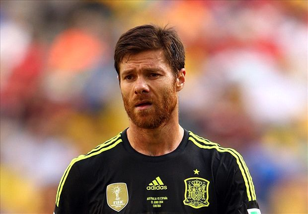 Xabi Alonso retires from Spain duty