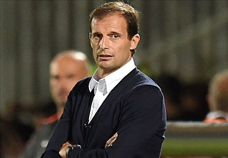 Allegri: Juve ready to defend Scudetto