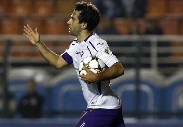 Fiorentina: Rossi's knee overloaded but improving