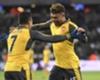 Oxlade-Chamberlain contó el día que Alexis Sánchez lo retó por perderse un gol