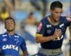 Thiago Neves é inscrito na CBF