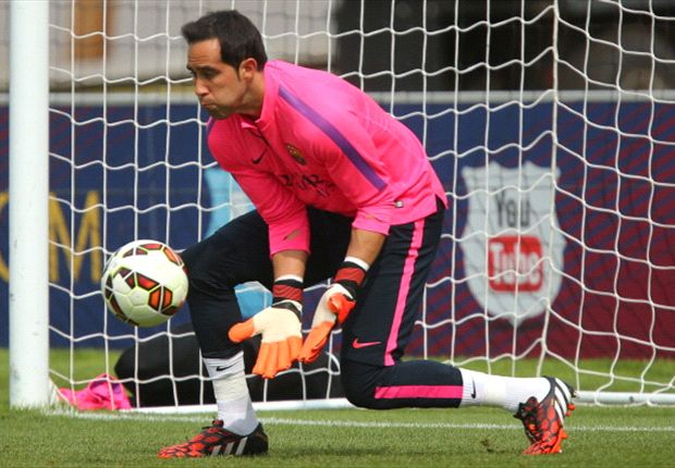 Bravo: We don't know who will be Barca No. 1