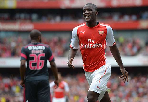 Campbell's agent slams Wenger after failed Benfica move