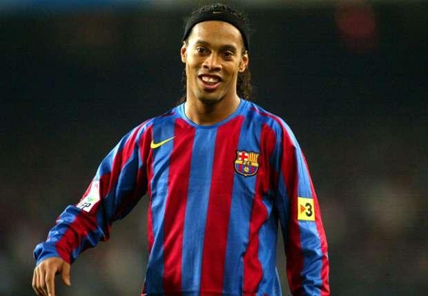 Ronaldinho devient l'ambassadeur du FC Barcelone