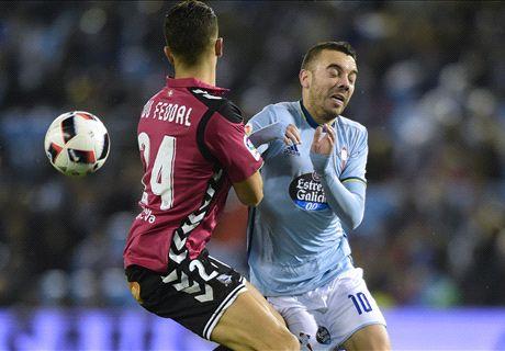 Feddal shines in defence as Alaves draw