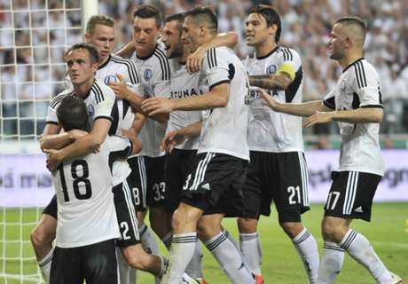 Legia Warsaw appeal to UEFA