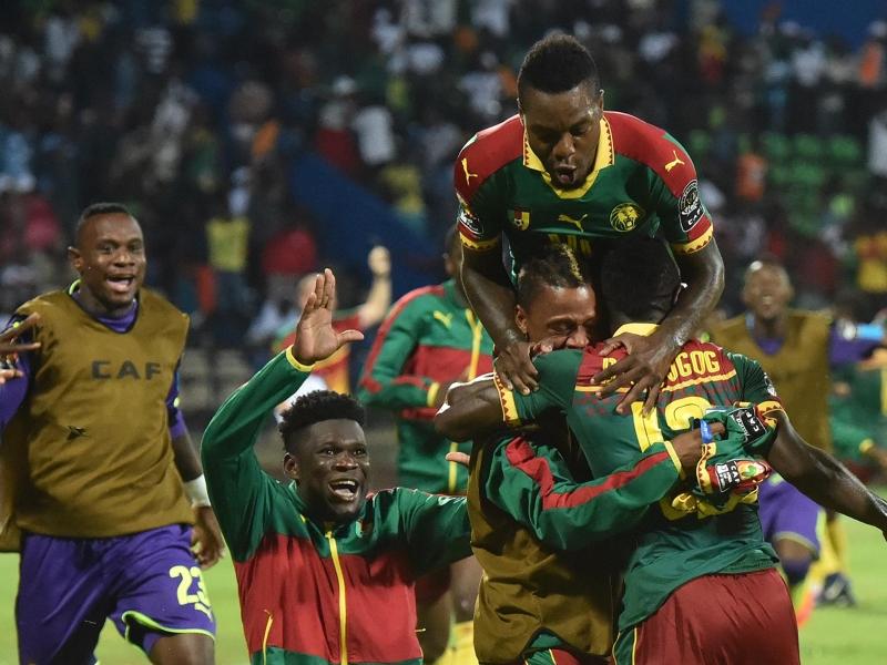 Cameroon complete 2017 Confederations Cup cast
