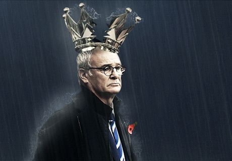 It's official: Ranieri sacked by Leicester