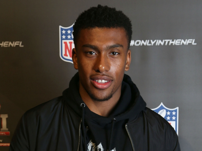 Iwobi '100%' confident New England Patriots will win Super Bowl