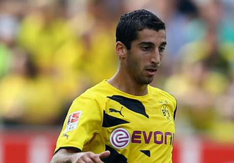 'Mkhitaryan better than Sneijder'