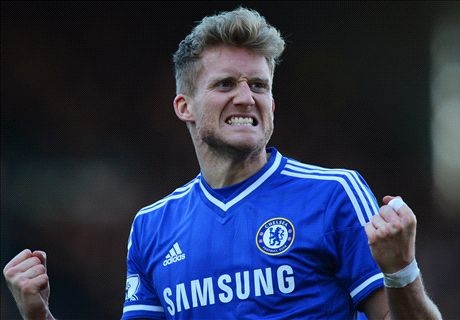 What's happened to Andre Schurrle?