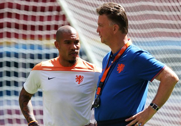 Poll: Is Nigel de Jong the solution to Manchester United's midfield problems?