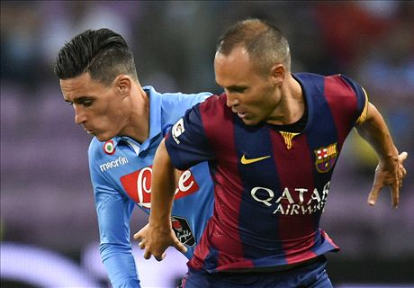 Barca can win it all this year - Iniesta