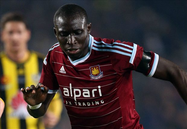 QPR close in on West Ham midfielder Diame
