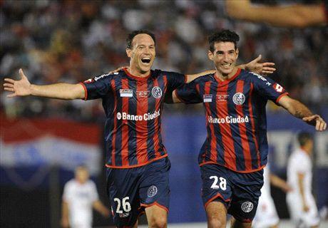 Previa Libertadores: S.Lorenzo - Nacional