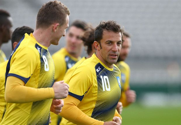 Del Piero plots Juventus' downfall