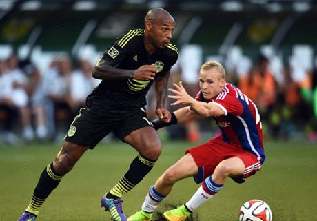 MLS All-Stars 2-1 Bayern Munich: