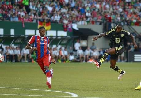 MLS All-Stars 2-1 Bayern Munich