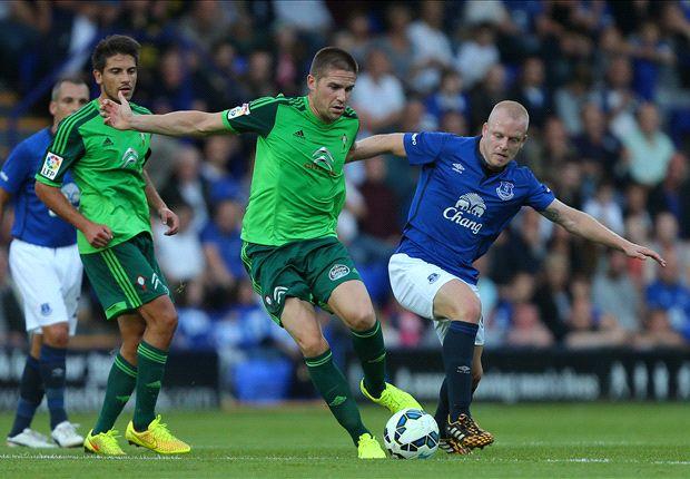 Martinez upbeat despite winless Everton pre-season