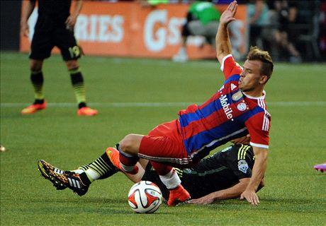 Bayern wouldn't let me go - Shaqiri