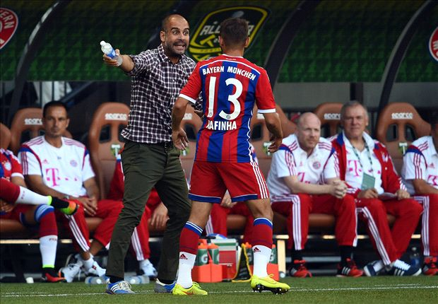 Guardiola: Bayern only have eight or nine fit players