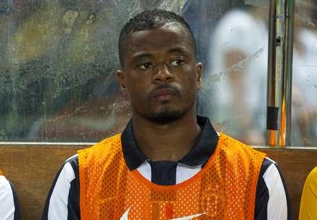 Evra Kecewa Juventus Imbang