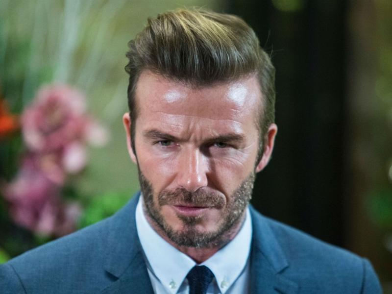 David Beckham becomes Salford City shareholder