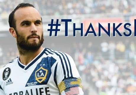 Donovan dice adiós al futbol