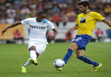 Spelersrapport: Sankt Pölten - PSV