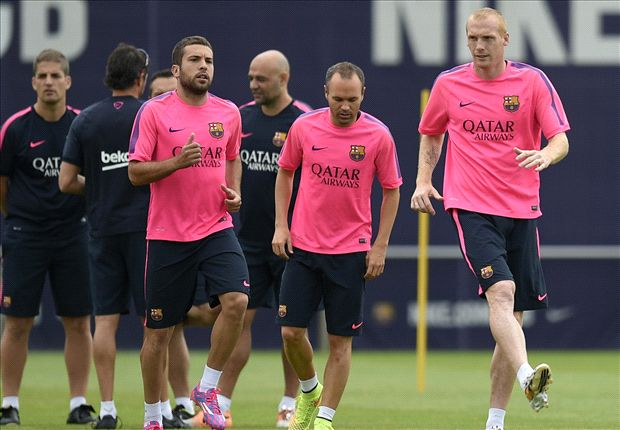 Mathieu: Barcelona pressure won't get to me