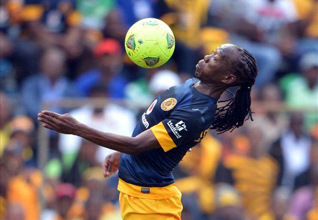 Goal-scorer Reneilwe Letsholonyane