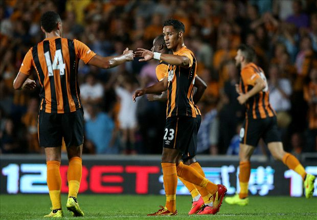 Hull City 2-1 Trencin (2-1 agg): Tigers come from behind in Europa League
